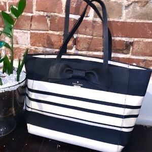 🍁NEW Kate Spade Bow Clement Street Tote